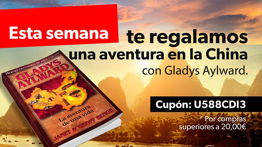 ¡Consigue el libro de Gladys Aylward gratis!