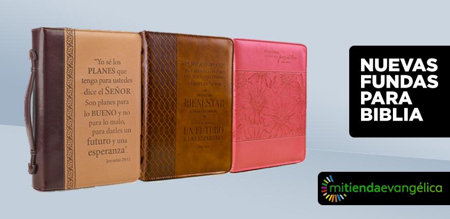 Nuevas fundas para Biblias