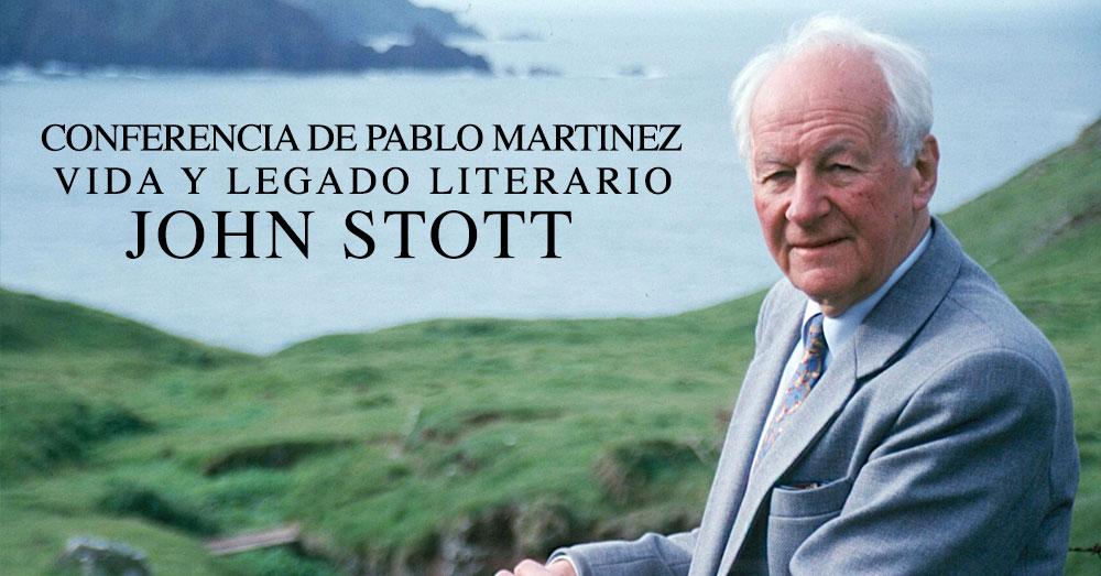 [Audio] Conferencia sobre la Vida y Legado de John Stott