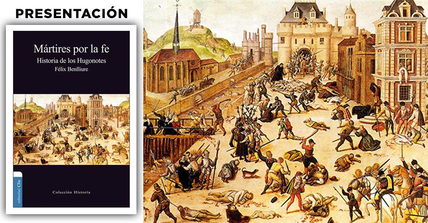"""Presentación del libro » """"Mártires por la fe: Historia de los Hugonotes"""" en Librería Abba"""