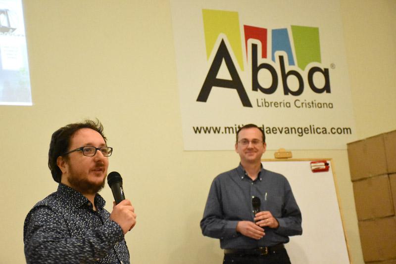 Pablo de Felipe, Ciencia y Fe y Daniel Jándula, Plataforma Cultural Suburbios