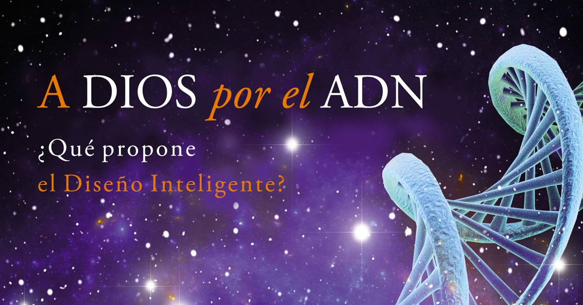 """[Audio] Presentación de """"A Dios por el ADN"""" escrito por Antonio Cruz"""