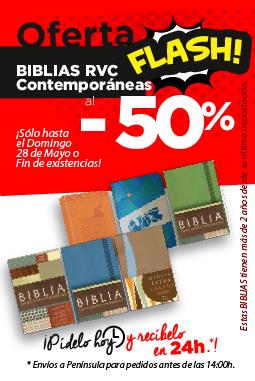 Biblia Promo RVC