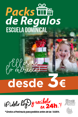Pack Regalos Escuela Dominical