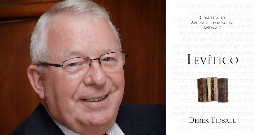 Reseña: Comentario bíblico Levítico, de Derek Tidball