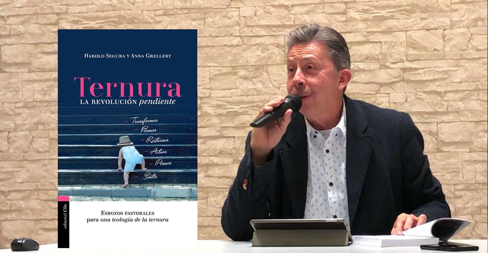 Vídeo: Presentación de «Ternura» por Harold Segura en Librería Abba